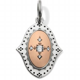 Valentina Medallion Amulet