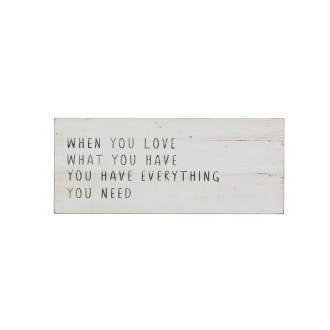 """""""When you Love what you have"""""""