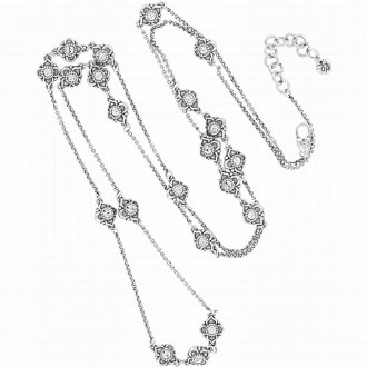 Alcazar Long Necklace