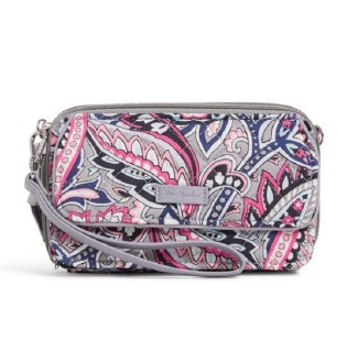Iconic RFID All in One Crossbody Gramercy Paisley