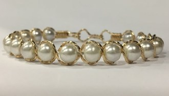 All Pearl Bracelet