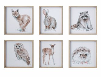 Animal Wall Decor