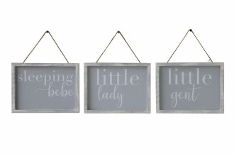 Baby Sayings Wood Sign