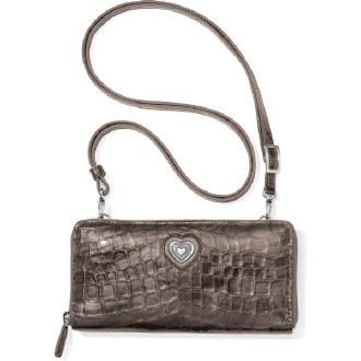 Bellissimo Heart Zip Wallet
