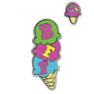 BFF Ice Cream Charm