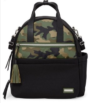 Neoprene Diaper Backpack Camo