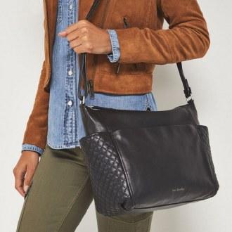 Carryall Shoulder Bag Black