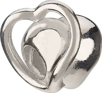 Eternity Heart Bead