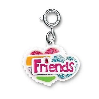 Charm It Friends Heart Charm