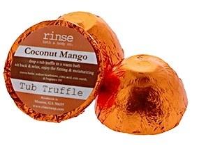 Coconut Mango Tub Truffle