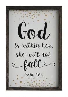 Psalm 46:5 Sign
