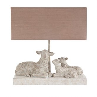 Sheep Lamp