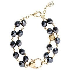 Ensemble Bracelet-Hematite