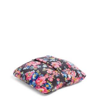 Fleece Travel Blanket Pretty Posies