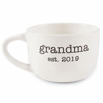 Grandma Mug Est. 2019