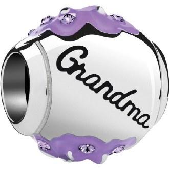 *Grandma, Radiant Blooms
