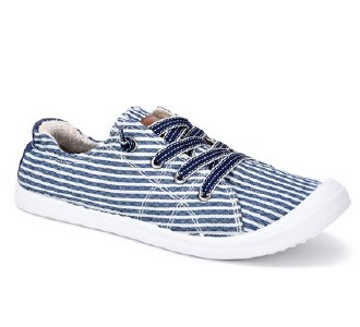 Hangout Blue Stripes