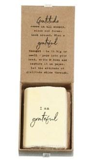 Gratitude Journal Box