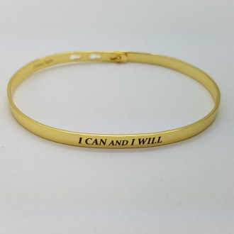 I Can and I Will (Gold)