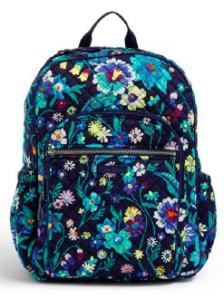 Iconic Campus Backpack Moonlight Garden
