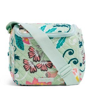 Iconic Stay Cooler Mint Flowers