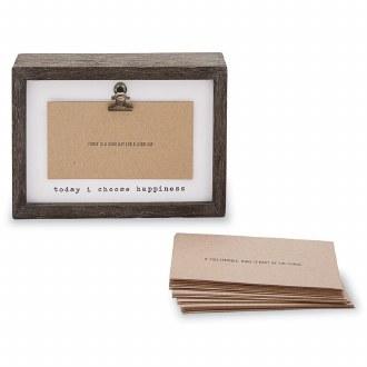 Inspirational Cards Frame Set