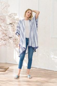 Kimono Tassel Fringe Edge