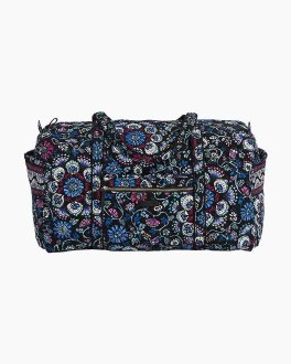Iconic Large Travel Duffel Bramble