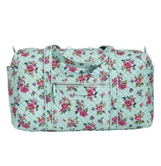 Iconic Large Travel Duffel Water Bouquet