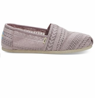 Lilac Arrow Embroidered Mesh 9