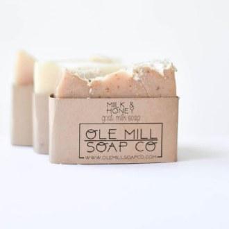 Ole Mill Soap Milk & Honey