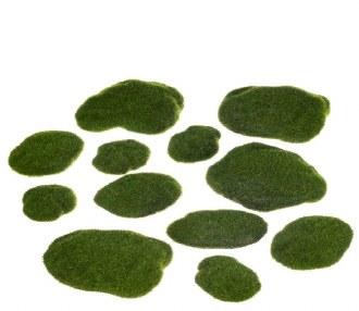 Bag of Moss Stones