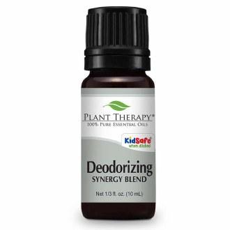 Deodorizing Synergy Essential Oil 10ml