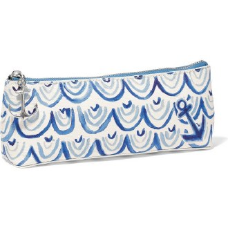 Blue Water Sm Cosmetic Pouch