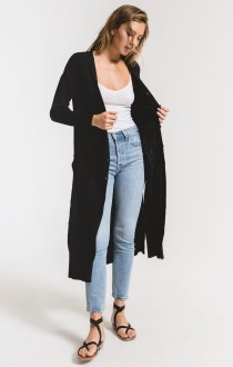 The Textured Rib Duster Large