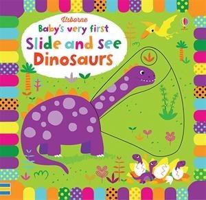 Slide & See Dinosaurs