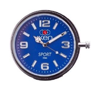 Sport Dial Watch Face Navy