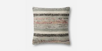 Grey/Multi Pillow