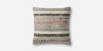 Grey/Multi Pillow