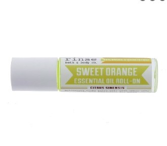 Sweet Orange Essential Oil Roll On