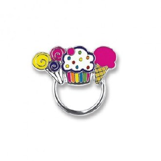 Sweets Charm Catcher Pin