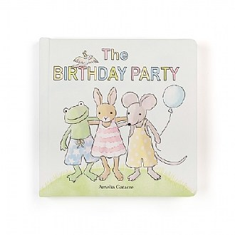 The Birthday Party Book