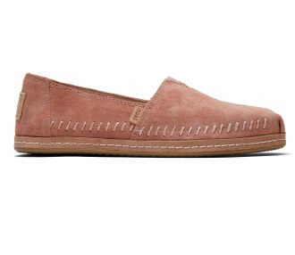 Sand PInk Suede Leather Wrap