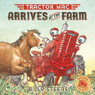 Arrives at The Farm
