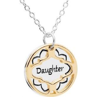 Treasure Necklace- Daughter