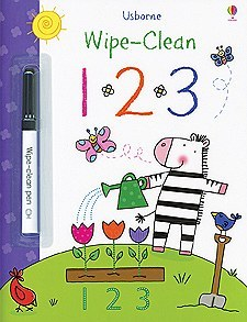 123 Wipe-Clean