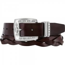 Vista Braid Casual Belt