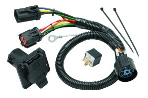 Ford F-150 Tow Package Wiring Harness (7-Way)