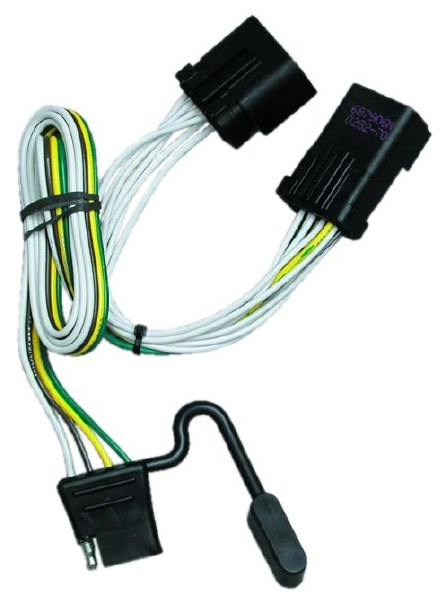Plug-in 4-Flat Wiring Harness to Factory Wiring for ... on jeep rivets, jeep hitch accessories, jeep ecu connectors, jeep lighting, jeep antennas, jeep wheels, jeep spark plugs, jeep tires, jeep wire connectors, jeep towing lights, jeep nuts, jeep ignition parts, jeep utility trailers, jeep warning lights, jeep jacks, jeep relay,