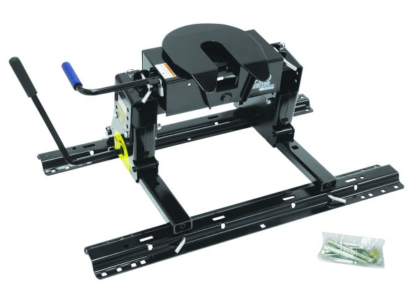 Pro Series 5th Wheel Hitch W Slider Universal Installation